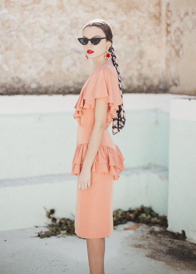 cherubina vestido corto fiesta boda invitada blog atodoconfetti