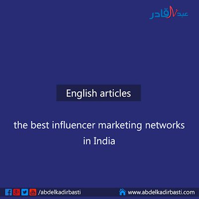 The best influencer marketing networks in India