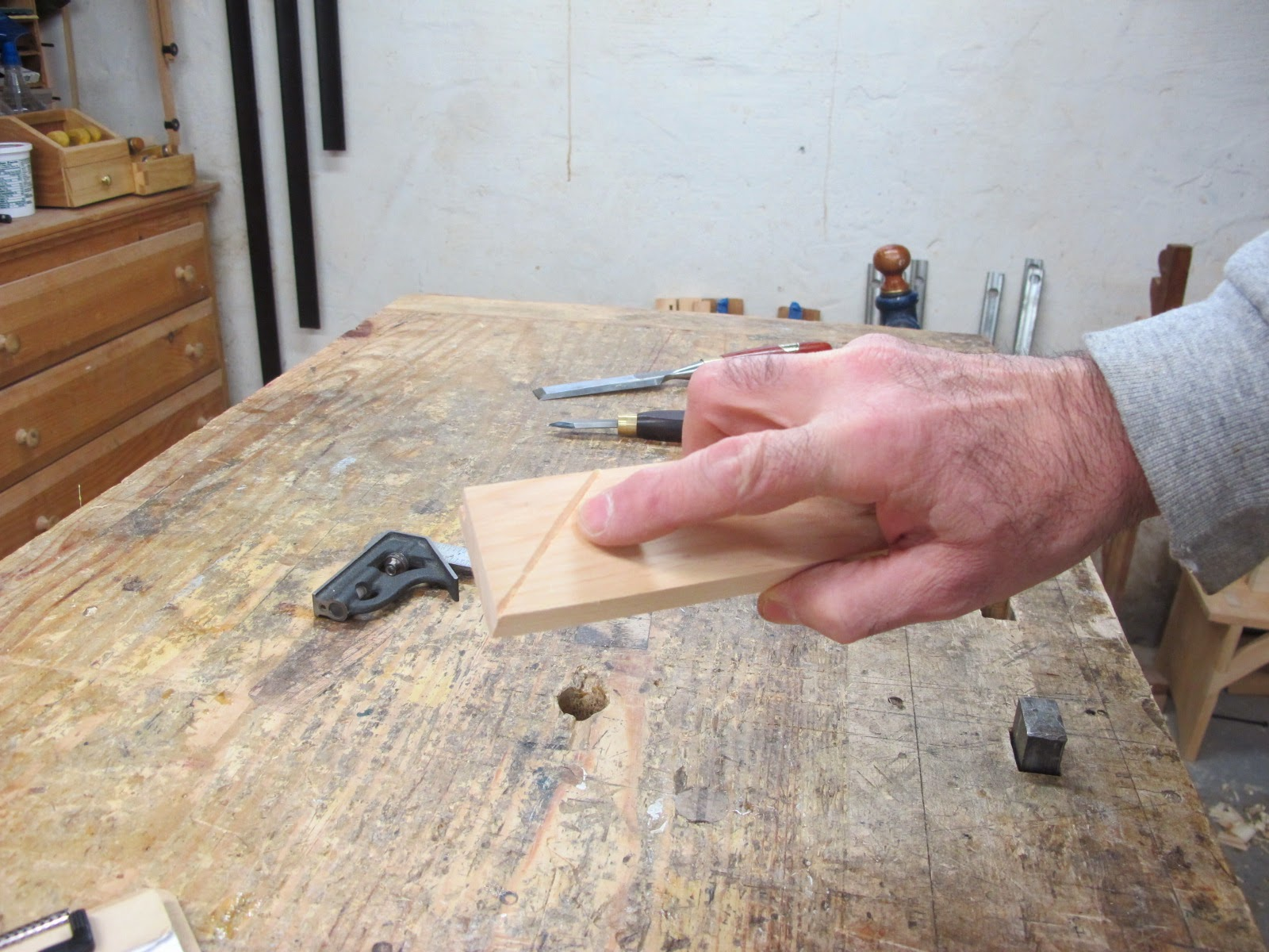 Bridle Joint Jig