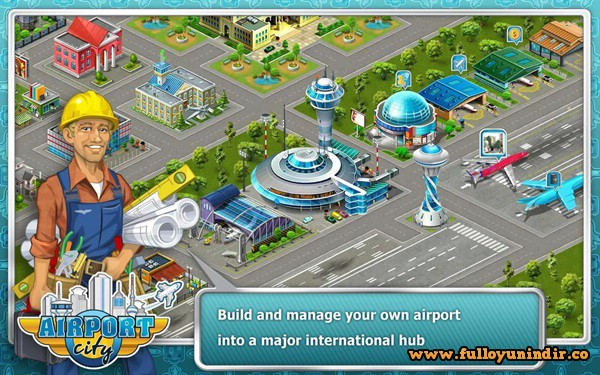 Airport City Apk indir
