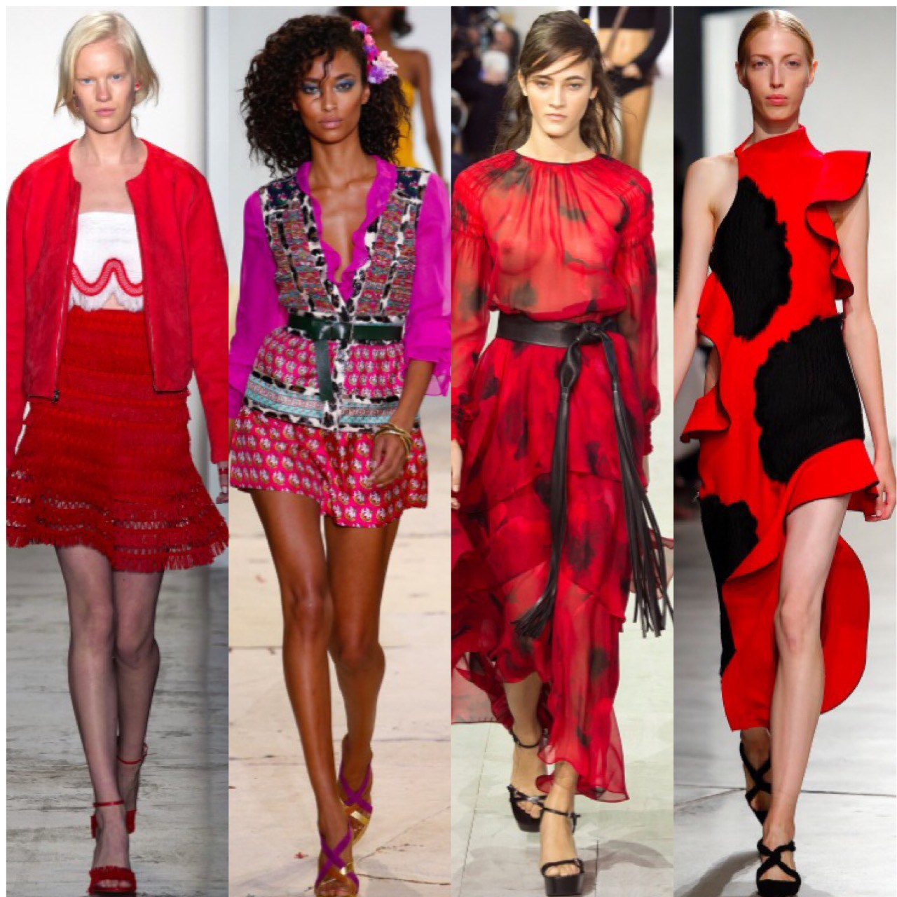BIGGEST TRENDS AT NEW YORK FASHION WEEK SPRING 2016