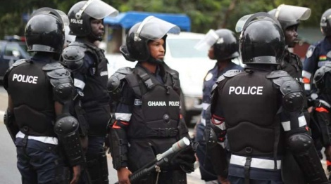 Police attacked; one dead, 15 arrested at Agbogbloshie