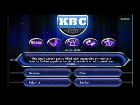 Download Kaun Banega Crorepati (KBC) Game Full Verison File