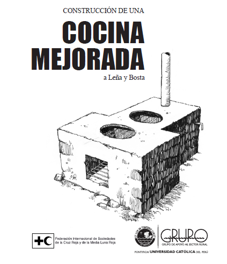 COMO HACER UNA COCINA MEJORADA A LEÑA Manual PUCP