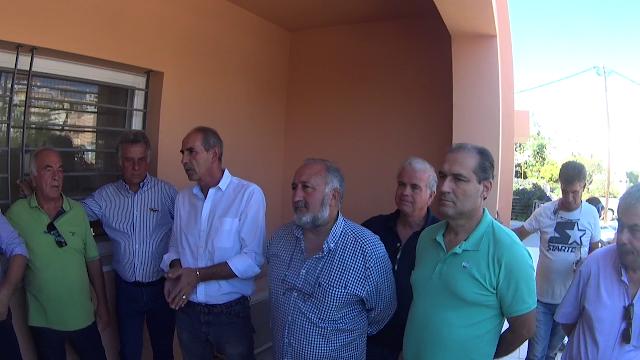 Δημήτρης Σφυρής: Δεν θα επιτρέψουμε σε κανένα να συνεχίσει την υποβάθμιση της περιοχής μας