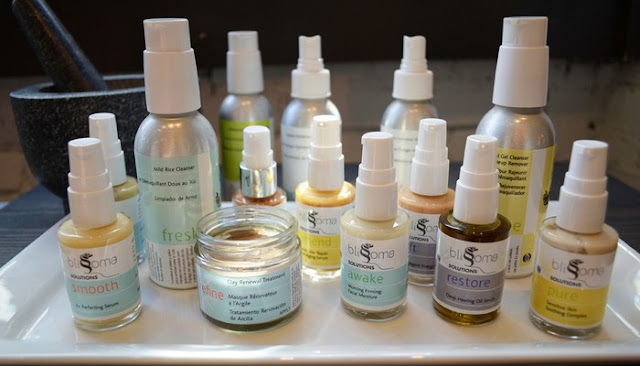 organic skin care lines for professional use