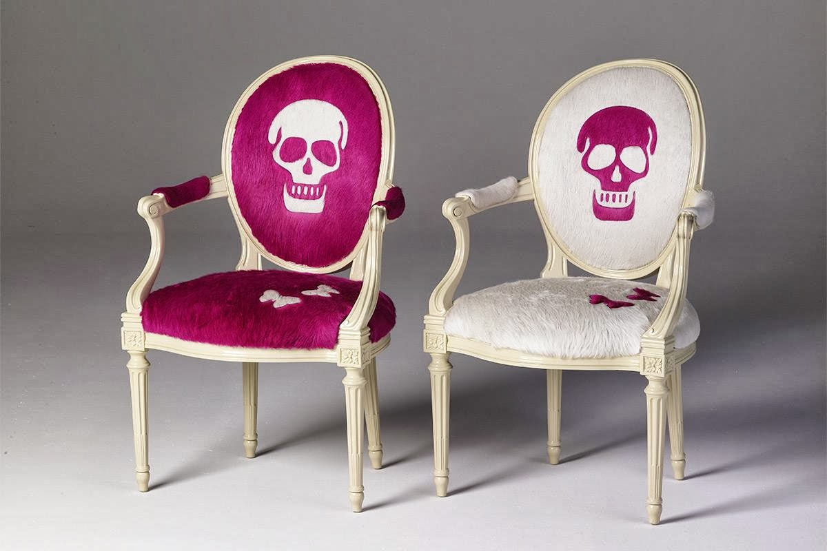 skull chair kd smart electric wheelchair butter lutz interiors fab finds kyle bunting