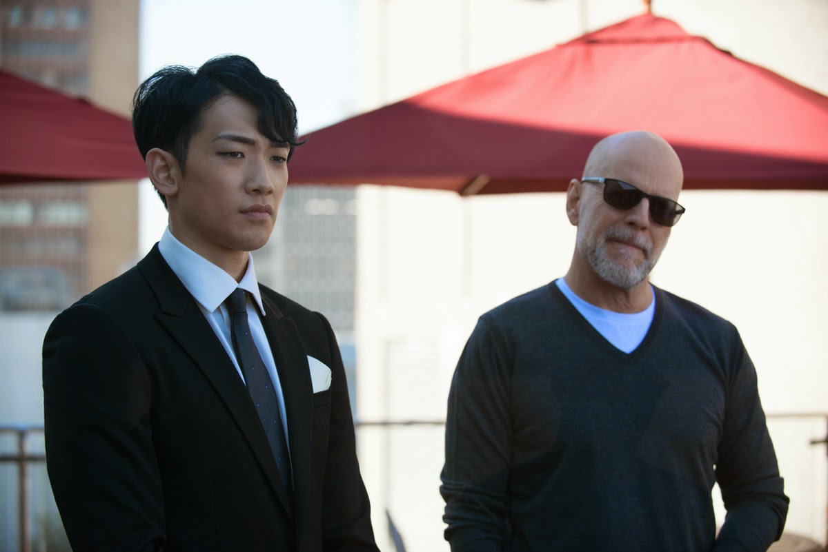 Bruce Willis and Rain Team Up in 'The Prince' - Reel Advice Movie