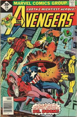 Avengers #156, Dr Doom