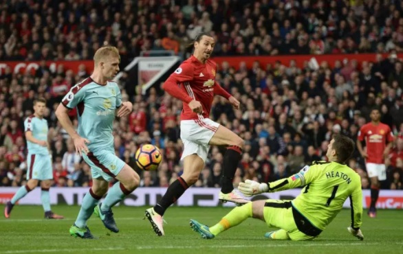 United played out a 0-0 draw against Burnley earlier in the season at Old Trafford. But they dominated the game with record 30 shots on goal. However United's away form has been pretty solid this season.