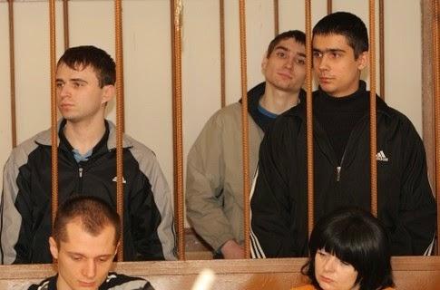 Os maniacos de Dnepropetrovsk [vídeo +18] Snuff video