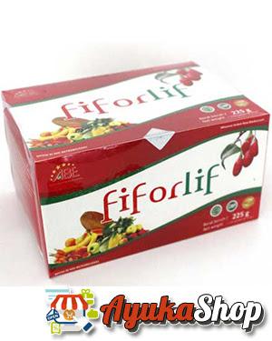 minuman obat detox usus fiforlif rekomendasi boyke asli