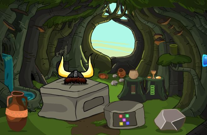 EscapeGamesDaily Cave Bear Escape Walkthrough