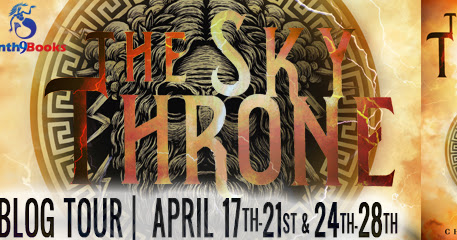 "BLOG TOUR & AUTHOR INTERVIEW with Chris Ledbetter for ""The Sky Throne"""