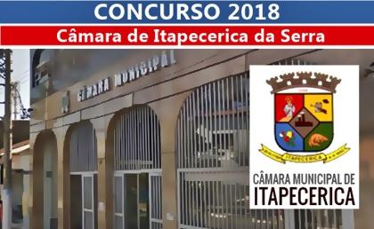Concurso Câmara de Itapecerica da Serra -SP 2018