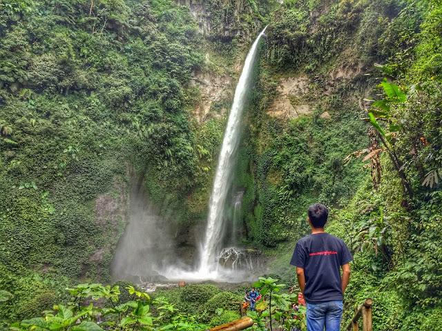 Coban Pelangi | Salah Satu Keindahan Desa Gabugklakah