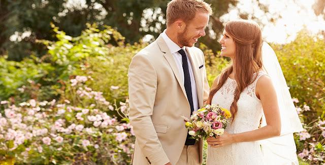 الصيف أفضل فصل لإقامة حفلات الزفاف.. وهذا هو السبب!