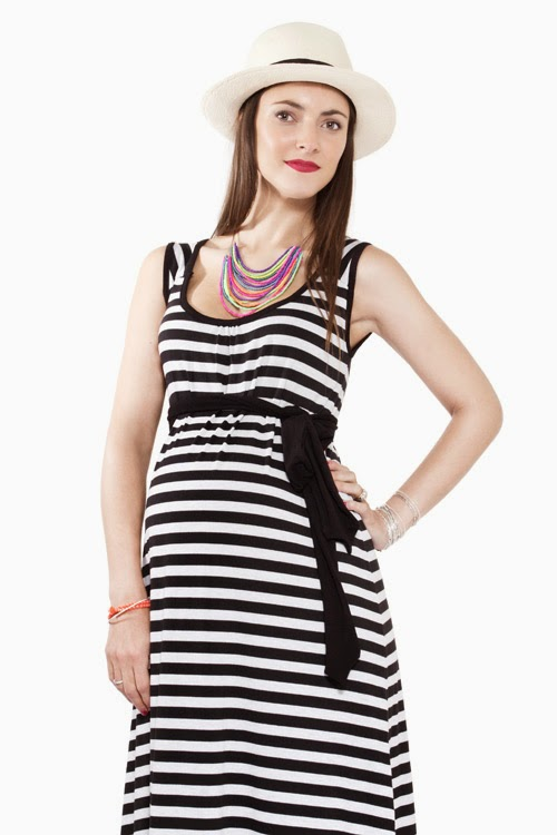 0a09ad74e3 Increíbles vestidos casuales para embarazadas 2015