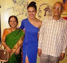 Bidita Bag Family Husband Son Daughter Father Mother Age Height Biography Profile Wedding Photos