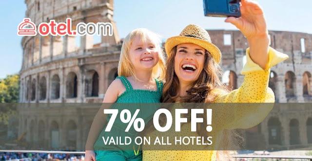 Otel .com 最新【93折優惠碼】連鎖酒店都用得,有效至2016年5月3日。