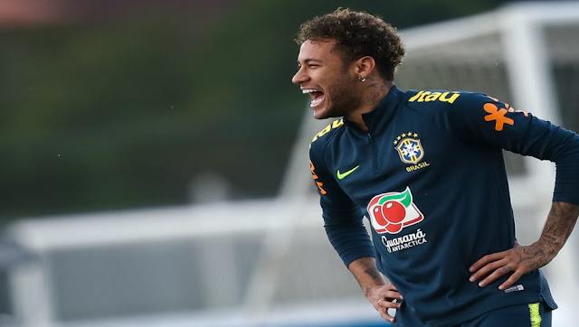 Neymar dévoile le nom de l'entraîneur avec qui il veut travailler