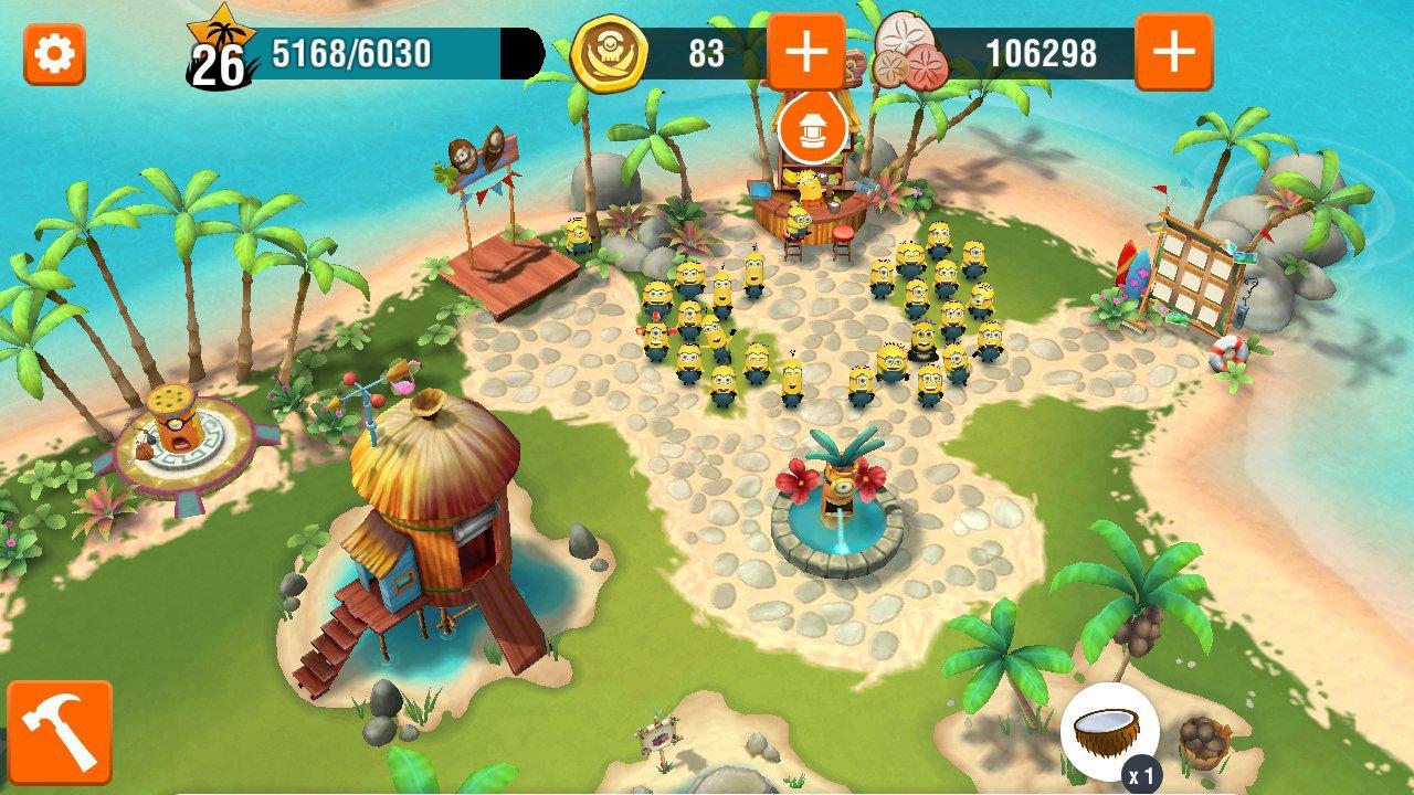 Free Download Minions Paradise MOD APK 6.3.2662 versi ...
