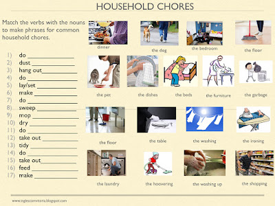 an overview of the steps to avoid household chores Thanks for the tips in doing household chores it is an eye opener to know why my back pain had not improved as it never occurs to me that stretching my arms to hang clothes on the line or doing washing in the usual way have contributed to the pain.
