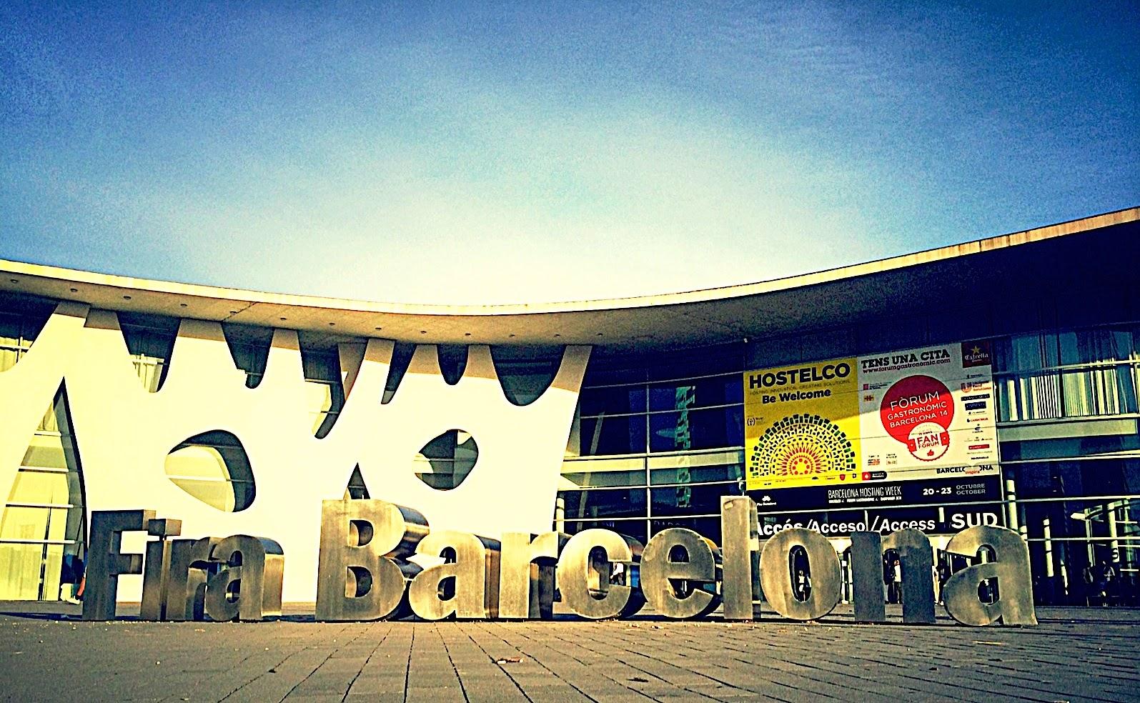 Fòrum Gastronòmic Barcelona 2014