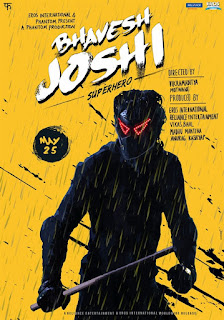 Bhavesh Joshi Superhero First Look Poster 1