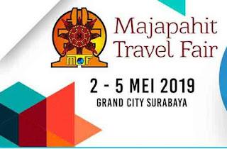Diskon 10% Tiket KAI di Majapahit Travel Fair