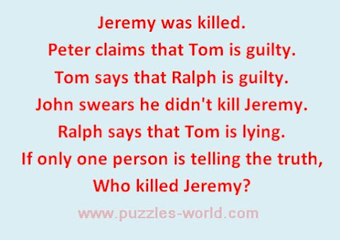 Who killed Jeremy ?