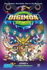 Digimon La película Audio español