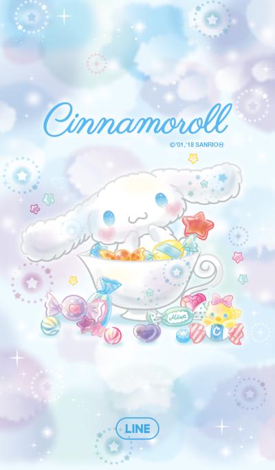Cinnamoroll: Glittering Fluffiness