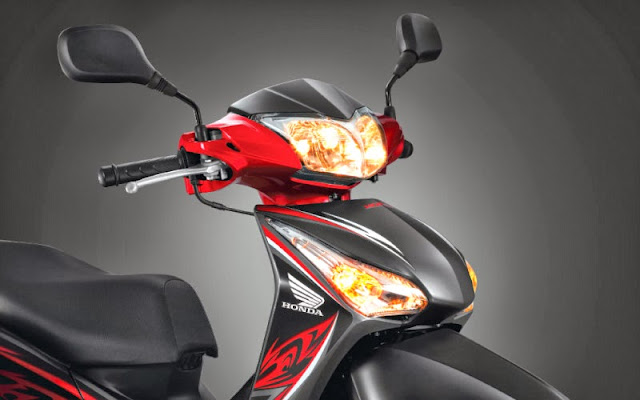 Honda Future 125 Special Tribal Edition 2014