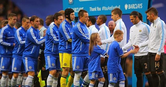 Chelsea Vs Manchester City 2014: Name YOUR Chelsea Starting