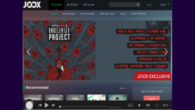 Cara Download Lagu di JOOX Lewat PC dengan IDM