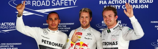 F1 GP India--Vettel logra la pole; Alonso piensa en la carrera.