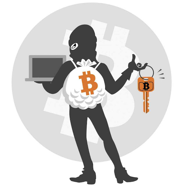 Bitcoin is nice for Criminals. It's Even higher for enforcement