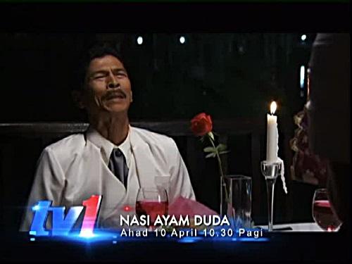 Sinopsis drama Nasi Ayam Duda TV1, pelakon dan gambar drama Nasi Ayam Duda TV1