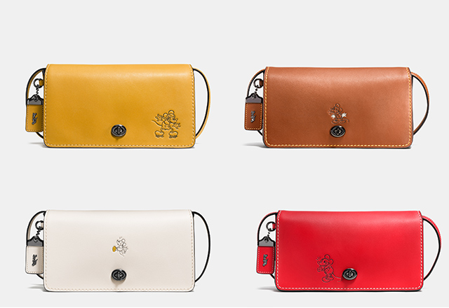 f115de51 Coach debuts limited-edition Disney line collection - TheHive.Asia