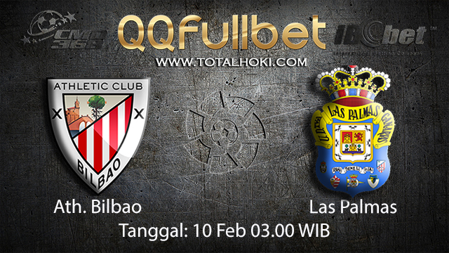 PREDIKSIBOLA - PREDIKSI TARUHAN BOLA ATH. BILBAO VS LAS PALMAS 10 FEBRUARI 2018 ( SPANISH LA LIGA )