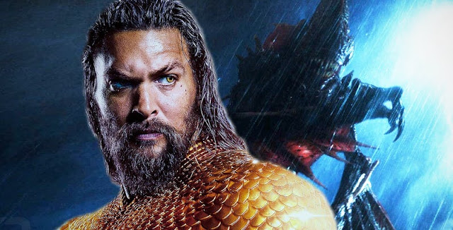 Film Horor Spinoff Aquaman, The Trench Sedang Dikembangkan