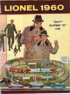 1960 lionel advertisement