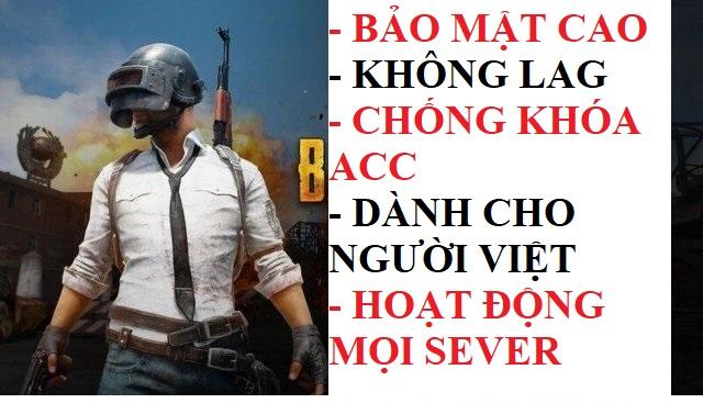 [Hack Pubg Mobile] - PVPubg Mobile VIP - Tích hợp Anti Ban - Hoạt động trên cả sever VNG và quốc tế - BẢN THU PHÍ