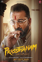 Prassthanam (2019) Full Movie [Hindi-DD5.1] 1080p HDRip ESubs Download