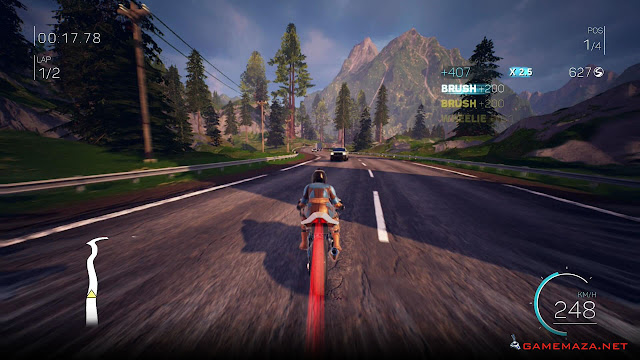 Moto Racer 4 Gameplay Screenshot 3