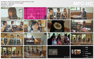 Non-holonomic Saten Girl ep 3 Sub Indo