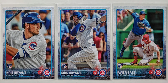 Baseball Card Breakdown Breaking A 2015 Topps Factory Set