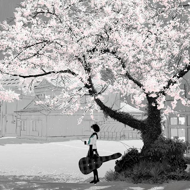 Sakura Wallpaper Engine