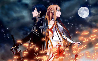Download Sword Art Online Episode 01-25 [END] Batch Subtitle Indonesia